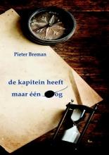 Pieter  Breman Bordeauxreeks de kapitein heeft maar één oog