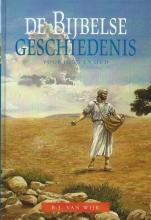 B.J. van Wijk De bijbelse geschiedenis