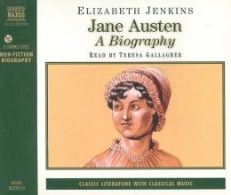 Jenkins, Elizabeth Jane Austen 2D