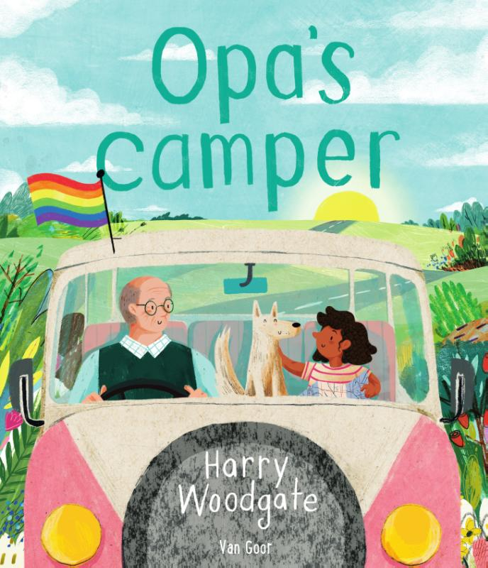Harry Woodgate,Opa's camper