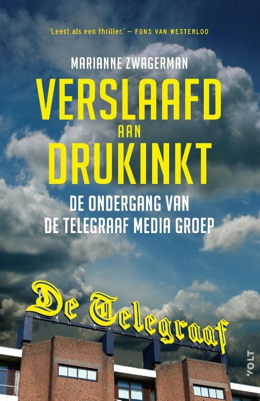 Marianne Zwagerman,Verslaafd aan drukinkt