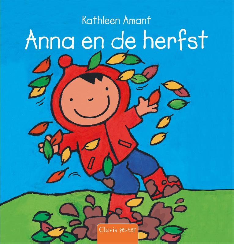 Kathleen  Amant,Anna en de herfst