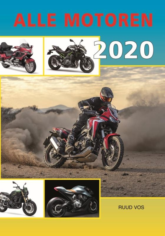 Ruud Vos,Alle motoren 2020