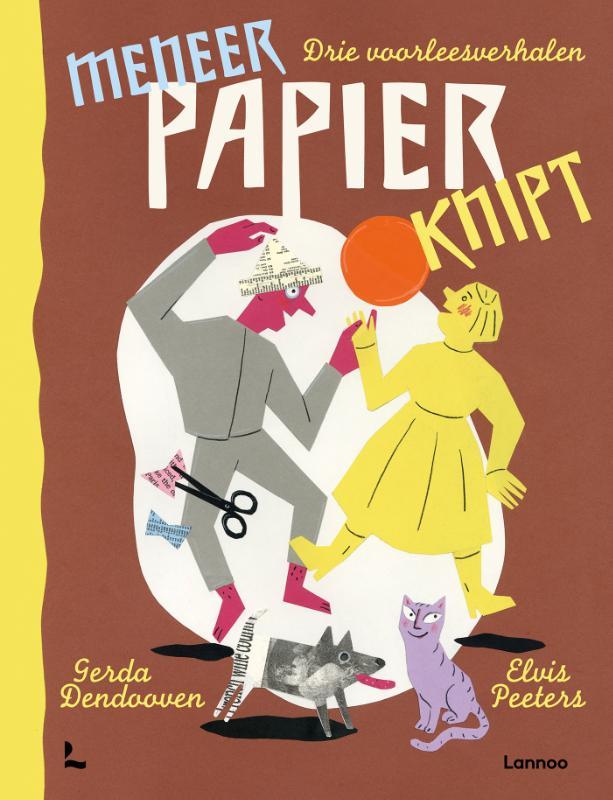 Elvis Peeters,Meneer Papier KNIPT