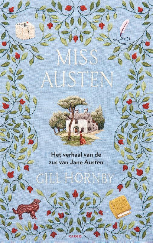 Gill Hornby,Miss Austen
