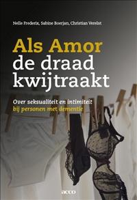 Nele Frederix, Sabine Boerjan, Christian Verelst,Als Amor de draad kwijtraakt