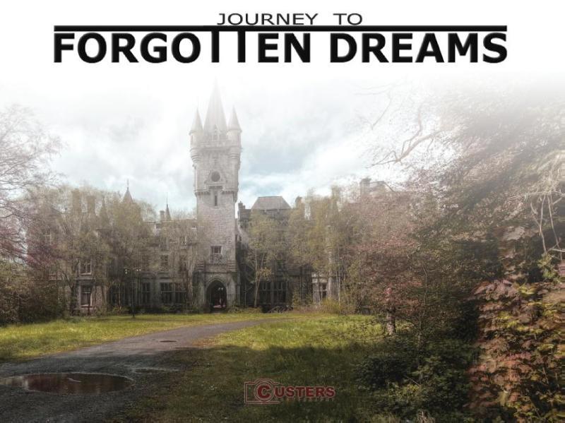 Yoerie Custers,Journey to forgotten dreams