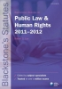 Lee, Robert G,Blackstone`s Statutes on Public Law and Human Rights