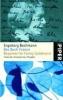 Bachmann, Ingeborg,Das Buch Franza- Requiem für Fanny Goldmann