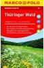 ,MARCO POLO Freizeitkarte 22 Thüringer Wald 1 : 100 000