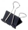 ,Papierklem MAUL 215 Foldback 32mm capaciteit 13mm zwart