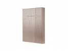 ,notitieboek Sigel Conceptum Glam hardcover A6               magneetsluiting Rose Gold