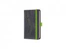 ,notitieboek Sigel Conceptum Look Flow A6 gelinieerd groen