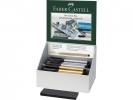 ,display FC Pitt Artist Pen    Metallic 40 stuks                                           20x goud 20x zilver