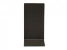 ,boekensteun Alco 130x240x140mm metaal 2 stuks in doos zwart