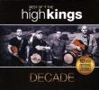 ,<b>High Kings � Decade � best of (cd)</b>