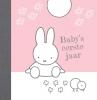 ,<b>Nijntje Baby`s 1e jaar roze herziene editie</b>