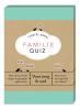<b>Elma van Vliet</b>,Vertel Eens Familie Quiz