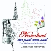 <b>Charlotte  Greeven</b>,Nederland van punt naar punt/The Netherlands dot-to-dot