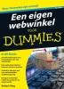 Robert  Vlug,Een eigen webwinkel voor Dummies