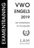 Hga  Honders,Examentraining Vwo Engels 2019