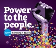 <b>Marian  Draaisma, Sjors van Leeuwen</b>,Power to the people - online marketing in de zorg