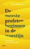 Pieter  Winsemius ,De meeste profeten beginnen in de woestijn