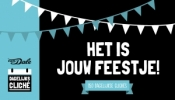 Pepijn  Hendriks Wouter van Wingerden,Het is jouw feestje!