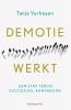 Tanja  Verheyen ,Demotie werkt