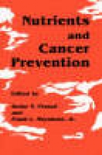 Sanjay Prasad Nutrients and Cancer Prevention