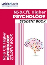 Jonathan Firth,   Leckie & Leckie National 5 & CfE Higher Psychology Student Book