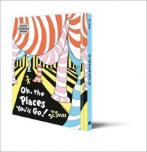 Seuss, Dr Oh, The Places You`ll Go! Deluxe Slipcase edition