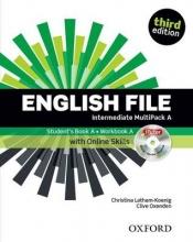 Oxenden, Clive,   Latham-Koenig, Christina English File: Intermediate. MultiPACK A