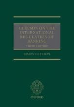 Gleeson, Simon Gleeson on the International Regulation of Banking