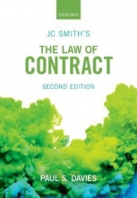 Davies, Paul S. JC Smith`s the Law of Contract