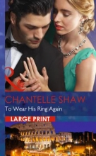 Shaw, Chantelle To Wear His Ring Again