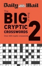 Daily Mail Daily Mail Big Book of Cryptic Crosswords Volume 2
