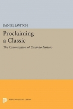 Javitch, D Proclaiming a Classic - The Canonization of