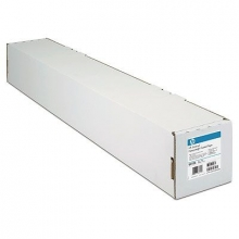 , Inkjetpapier HP Q1444A 841mmx45.7m 90gr helder wit