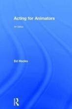 Hooks, Ed Acting for Animators