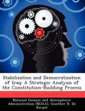 Gunther R De Kerpel Stabilization and Democratization of Iraq