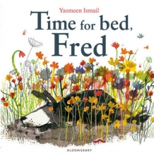 Ismail, Yasmeen Time for Bed, Fred!