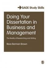 Reva Berman Brown,   Mark N. K. Saunders Doing Your Dissertation in Business and Management