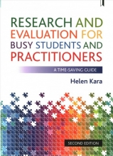 Helen Kara Research and Evaluation for Busy Students and Practitioners
