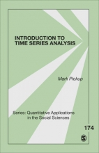 Mark Pickup Introduction to Time Series Analysis