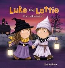 Ruth  Wielockx Luke and Lottie. It`s Halloween