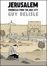 Delisle, Guy Jerusalem