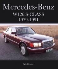 Nik Greene Mercedes-Benz W126 S-Class 1979-1991