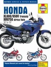Haynes Publishing Honda Xl600/650