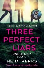 Heidi Perks, Three Perfect Liars